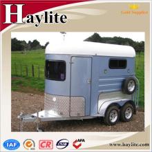 Remorque à chevaux de luxe de haute qualité fabriqué en Chine Remorque à chevaux de luxe de haute qualité fabriqué en Chine