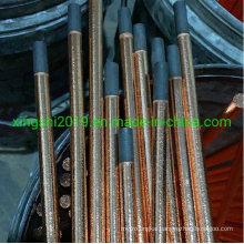 China Manufacturer Copper Plated Arc Gouging Electrode