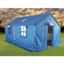 Cotton canvas disaster relief medical military tent