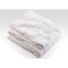 100%Waffle Weave Cotton Throw