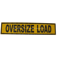 banner de malha de carga larga