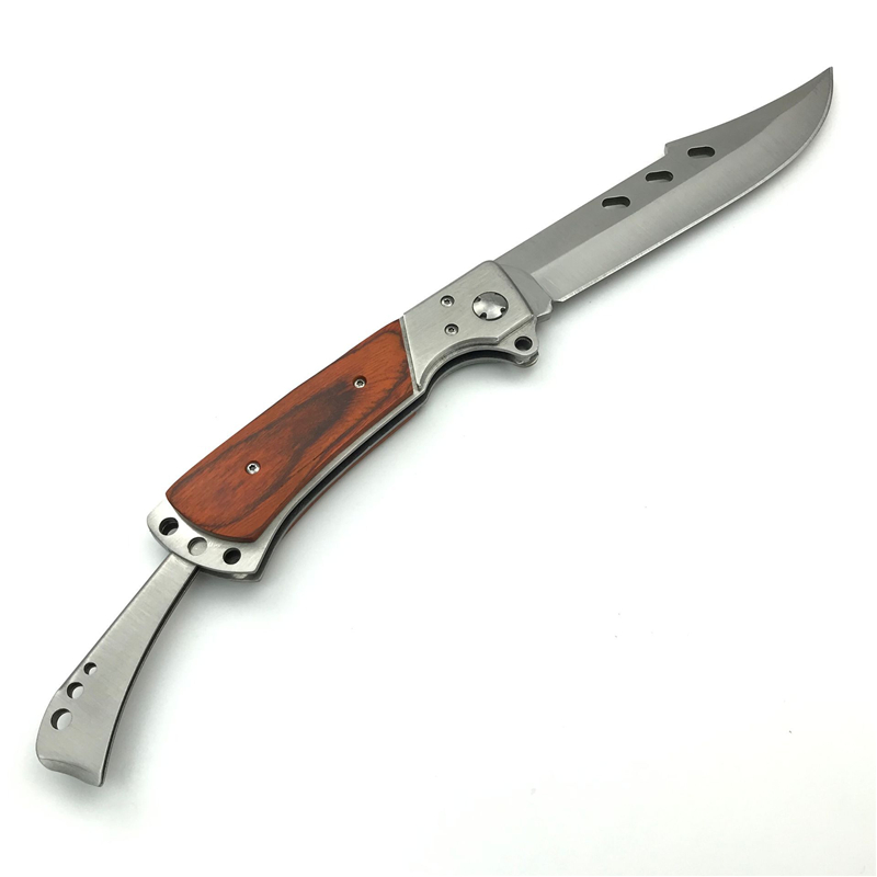 Wooden Handle Knife