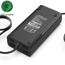 54.6V 57.6V 58.8V 71.4V 400W 5A 67.2V Lithium Battery Charger for Electric Scooter