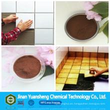 Aditivo reductor aditivo de cerámica del aditivo del cemento del sodio de la lignina de sodio Fabricantes