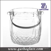 Cubo de hielo de cristal / cubo de hielo (GB1905ZS)