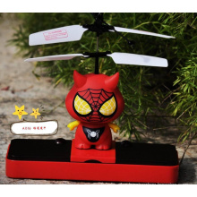 Newest smart control flying combat rc boxing robot toys