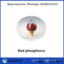Reactivo de laboratorio de alta calidad Polvo retardante de llama de fósforo rojo