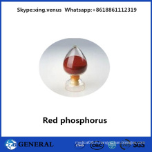 Poudre ignifuge de réactif de laboratoire de haute qualité Phosphore rouge