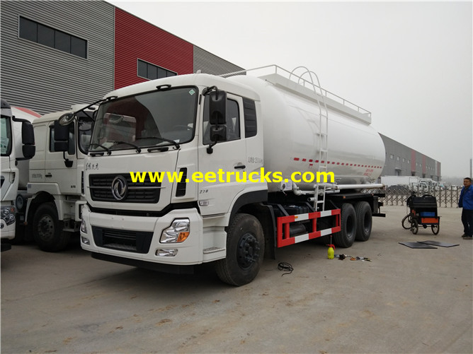 6x4 Pneumatic Dry Delivery Trucks