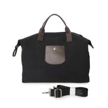 Grande capacidade de lona casual compras Big Bag