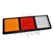 LED White Truck Reverse Lamp 12V 24V LED Truck Signal Light