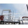 Pequeñas máquinas de reciclaje de aceite de motor de motor 10T / D de escala pequeña en India