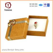 Embalagem decorativa OEM Caixa de presente para jóias