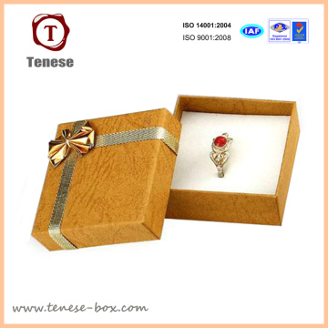 OEM Decorative Packaging Jewelry Gift Box