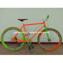 700c Steel Frame Fixed Gear Bicycle 7002
