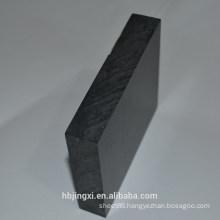Black PVC Rigid Plastic Sheet / Board