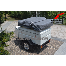 Mini de remolque de alta calidad cubierta superior tienda camper