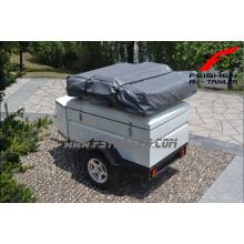 Haute qualité toit haut tente roulotte remorque mini