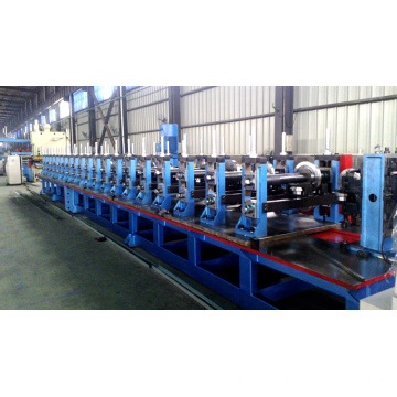 Box type steel rolling forming machine