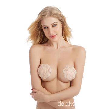 Aufkleber sexy Silikon-BH Invisible Breast Nipple Covers