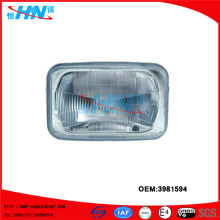 Volvo Head Lamp 3981594 Volvo Replacement Parts