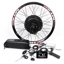 2021 Hot sale electric bike conversion kit 48v1500w bldc motor electric bike MTX rim
