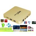 Google Android 5.1 Amlogic S905 Smart TV Box с IPTV, H. 265, 4 k * 2 k видео, HDMI версии 2.0 окта Core с Bluetooth Bt4.0 Интернет установить приставки OPP TV Box