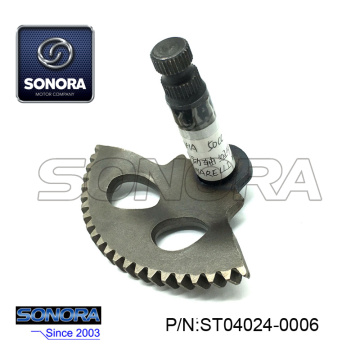 YAMAHA 50CC 2T Kick Start Shaft Gear 74.5MM (P / N: ST04024-0006) Qualidade superior