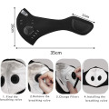 Venta al por mayor Cycling Face Guard Neoprene Dust Face Cover