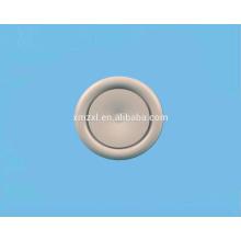 Weiße Runde Luftventil Ventilteller/Luft