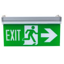 Luz de teto do painel de saída de emergência
