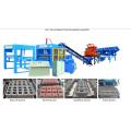 Máquina automática de fabricação de blocos de cimento Máquina de fabricação de tijolos Máquina de moldes de blocos (QT5-15b)
