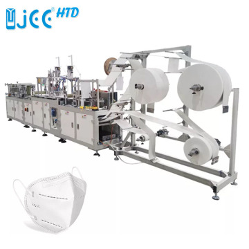 Antivirus KN95 Mask Making Machine Production Line