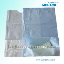 Disposable dental bib for dental treatment