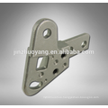 ISO9001:2008 passed OEM polished investment lost foam precision casting parts
