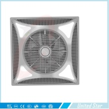United Star 2015 14′′ Electric Wood Color Ceiling Fan Uscf-162L