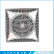 14′′ Bladeless Electric Cooler Plastic Ceiling Fan (USCF-162) with LED