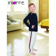 Miorre OEM Оптовая 100% хлопок дети мальчик пижамы комплект пижамы