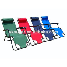 Luxury comfortable zero gravity recliner chair with folded function