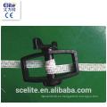 Línea de filtro de alambre para alambrada eléctrica alambre de poli / alambre caliente / Fábrica al por mayor galvanizado Valla de alambre Colador