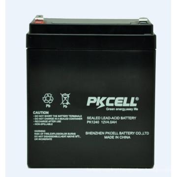 Bateria acidificada ao chumbo longa da vida de ciclo VRLA de 6V 4Ah