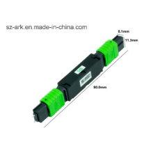 MTP / MPO Glasfaser-Dämpfungsglied 0 ~ 20dB Ark