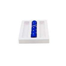 Benutzerdefinierte Kunststoff Lippenstift kosmetische Blisterschale Verpackung