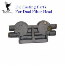 Casting Aluminum Truck Filter Base with TS16949