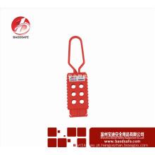 Wenzhou BAODI Flexible Lockout Hasp BDS-K8642 Cor vermelha
