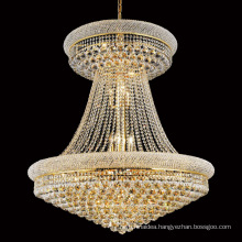French classic lighting fixture Luxury Small Empire Crystal Chandelier lighting