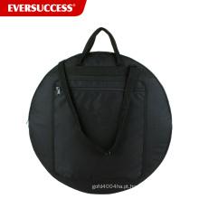 Saco de tambor de mochila de prato Cilindro de vara de mochila de grande capacidade mochila de ombro