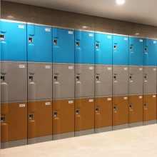 ABS plastic lockers from lockers' company YS locker