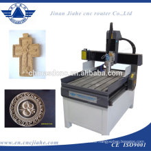 Small wood working 3D wood carving hobby cnc router
