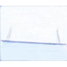 custom sheet metal floating shelf brackets